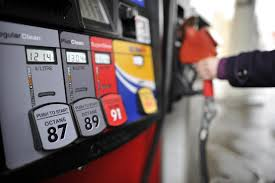 Gas Pump: Highway Funding Source