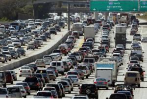 Traffic Jam - CA
